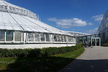 Botanical Garden and the Greenhouses, Aarhus, Denmark