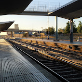 Train Station  Badajoz