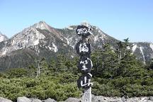 Mt. Amigasa, Fujimi-machi, Japan