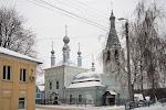 Церковь Знамения Пресвятой Богородицы, Знаменская улица, дом 5 на фото Калуги