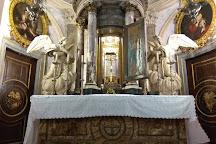 Oratorio de La Santa Cueva, Cadiz, Spain