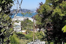Filbert Street Stairs, San Francisco, United States