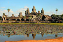 First Angkor Guide, Siem Reap, Cambodia
