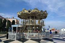 Kemah Boardwalk, Kemah, United States