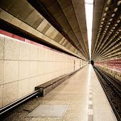Subway Station  Staroměstská
