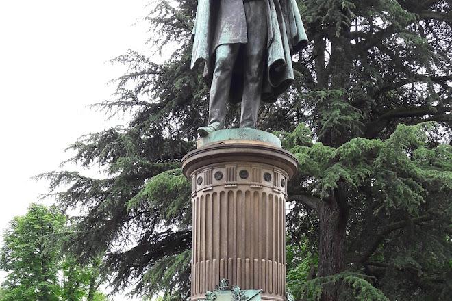 Monumento a Massimo d'Azeglio, Turin, Italy