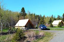 Parc National du Bic, Le Bic, Canada