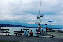 Geneve-Plage, Geneva, Switzerland