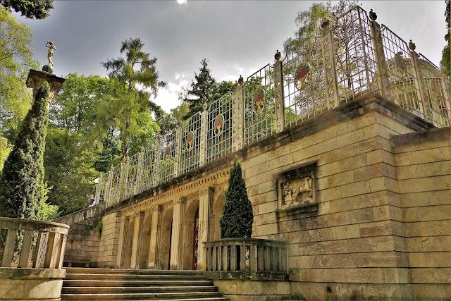 Heiratsorte Stuttgart - Marmorsaal Weissenburgpark