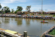 Khlong Hae Floating Market, Hat Yai, Thailand