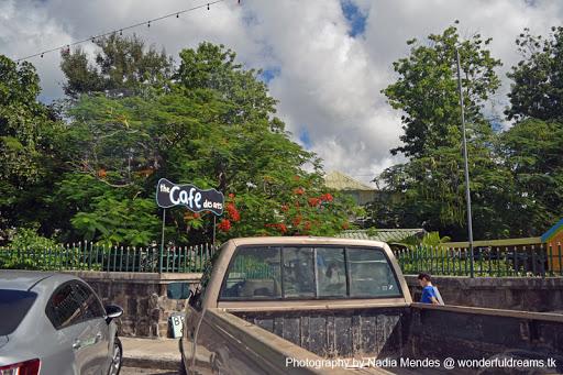Des Arts Cafe