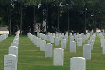 Barrancas National Cemetery, Pensacola, United States