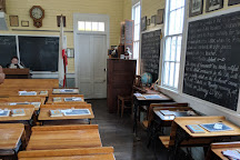 Old Sacramento Schoolhouse Museum, Sacramento, United States