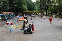 Shinjuku Chuo Park, Nishishinjuku, Japan