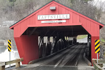 Taftsville Covered Bridge, Woodstock, United States
