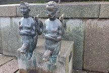 Wasserkunst, Wismar, Germany