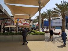 World Trade Centre Metro Station dubai UAE