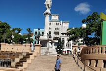 Plaza de Colon, San Juan, Puerto Rico