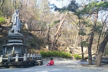 Doseonsa Temple, Seoul, South Korea