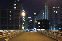 Sumiyoshi Bridge, Osaka, Japan