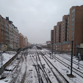 Железнодорожная станция  Ponferrada