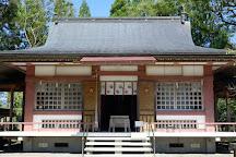Sagara Gokoku Shrine, Hitoyoshi, Japan