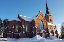 Nurmes Church, Nurmes, Finland