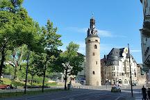 Leipziger Turm, Halle (Saale), Germany