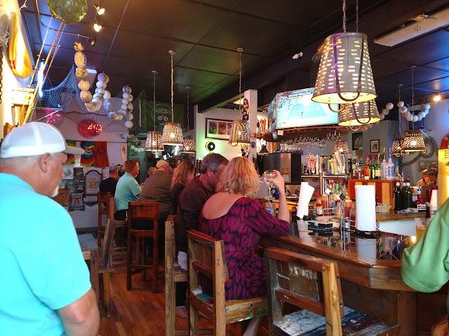 The Full Moon Oyster Bar