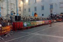 Piazza Arringo, Ascoli Piceno, Italy