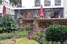 Heinzelmaennchenbrunnen, Cologne, Germany
