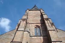 Lutherische Pfarrkirche St. Marien, Marburg, Germany