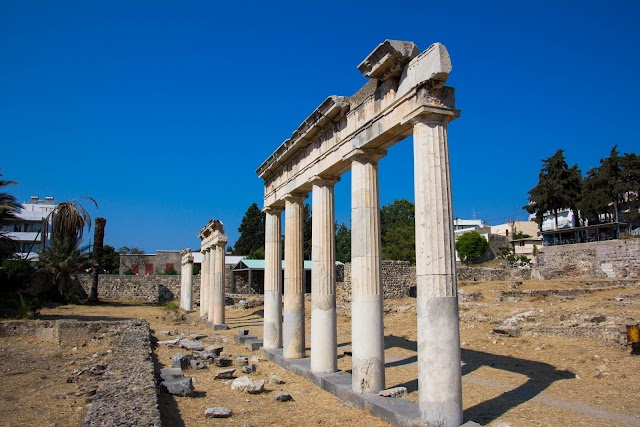Hellenistic Gymnasium