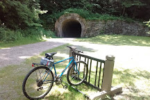 Staple Bend Tunnel Park, Mineral Point, United States