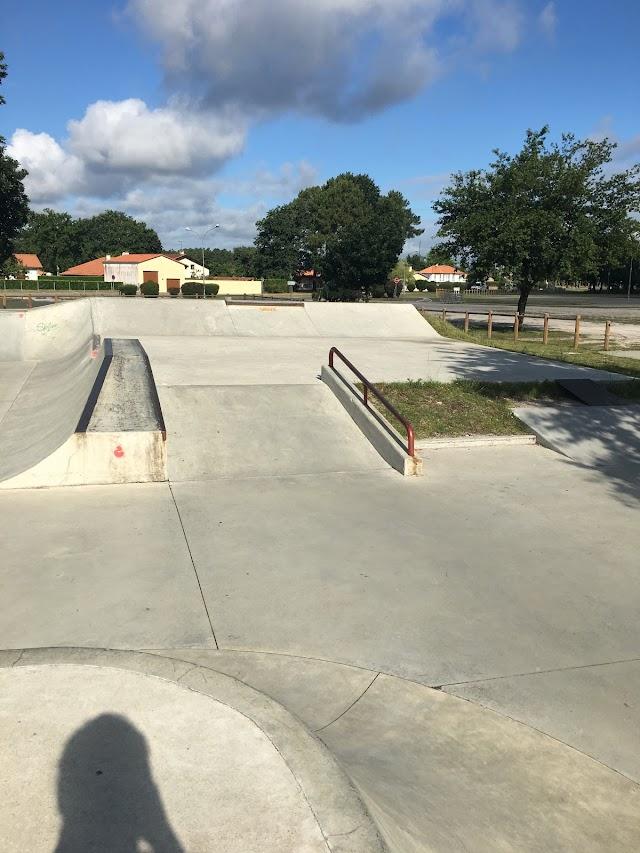 Le Barp Skatepark