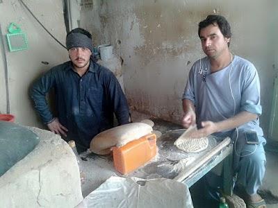 نانوایی امید بارکزی