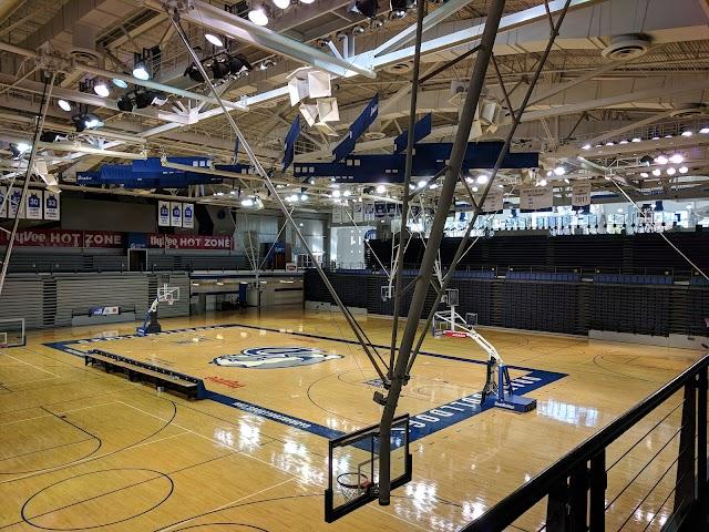 The Knapp Center Des Moines Iowa
