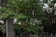 Friedhof der Namenlosen, Vienna, Austria