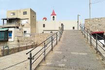 Templars Tunnel, Acre, Israel