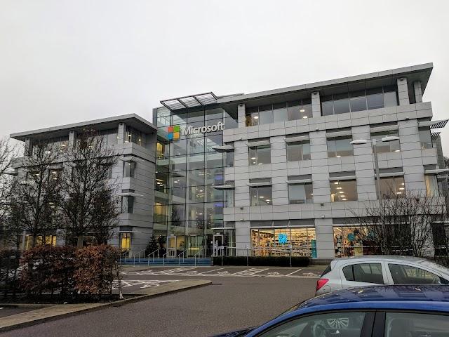 Microsoft Campus Building 5