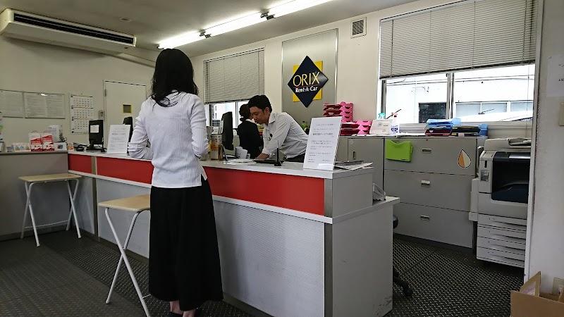 オリックスレンタカー福岡空港ターミナル前店