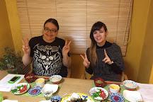 Food of the Seasons Japanese Homemeal Cooking, Kita, Japan