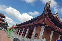 Thiền Viện Trúc Lâm Phương Nam, Can Tho, Vietnam