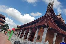 Thien Vien Truc Lam Phuong Nam, Can Tho, Vietnam