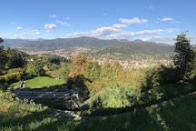 Castello di San Vigilio, Bergamo, Italy