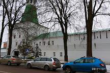 Nikolo-Peshnoshskiy Monastery, Lugovoy, Russia