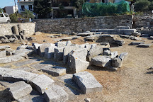 The Ancient Agora, Thasos, Greece