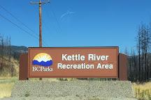 Kettle River Recreation Area, Rock Creek, Canada