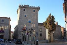 Tower of Los Guzmanes, Avila, Spain