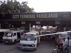 City Terminal faisalabad